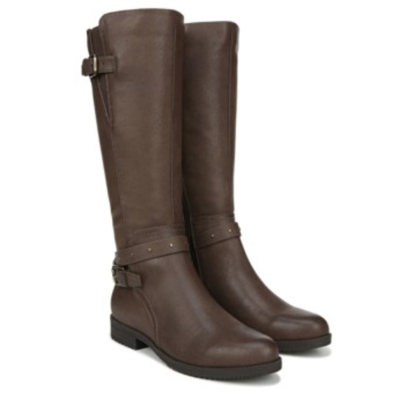 New Women's Soul Naturalizer Brown Knee High Boots